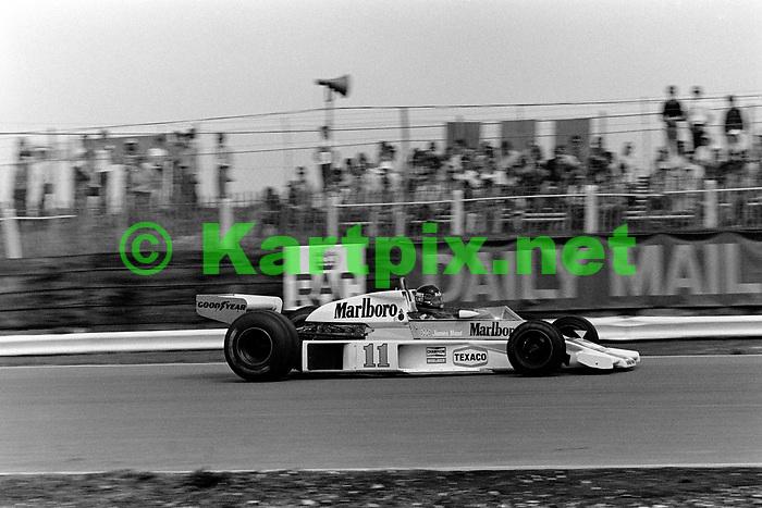 James Hunt John Player British Grand Prix 1976 Brands Hatch.