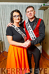 """Aileen and Paul Riordan ready to dance at the Tralee Musical Society """"Strictly Come Dancing"""" Mr and Mrs in Ballyroe Heights Hotel on Saturday."""