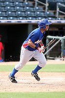 Jared Bolden - Texas Rangers - 2010 Instructional League.Photo by:  Bill Mitchell/Four Seam Images..