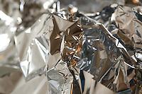 Fogli di alluminio per alimenti. Aluminum foil for food...
