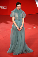 Cailee Spaeny<br /> Roma 18/10/2018. Auditorium parco della Musica. Festa del Cinema di Roma 2018.<br /> Rome October 18th 2018. Rome Film Fest 2018<br /> Foto Insidefoto