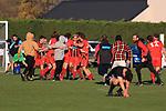 Richmond vs Rangers AFC Nelson Division 1 Final Football Match at Renwick Domain , Blenheim 18th September 2021 .Photo Gavin Hadfield / shuttersport.co.nz