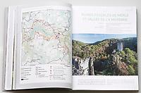 """Livre """"Sites remarquables du Limousin"""", Corrèze, Tours de Merle"""
