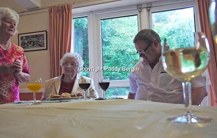 95th Birthday Party