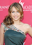 Miley Cyrus at The 44th Annual Academy Of Country Music Awards held at The MGM Grand Arena in Las Vegas, California on April 05,2009                                                                     Copyright 2009 RockinExposures