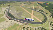 Virtual Talladega Superspeedway<br /> <br /> (MEDIA: EDITORIAL USE ONLY) (This image is from the iRacing computer game)