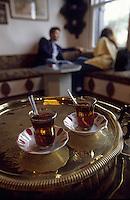 "Europe/Turquie/Istanbul : Thé au café ""Pierre Loti"""