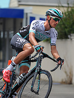 NZ's James Oram (ONE Pro Cycling). UCI Oceania Tour - NZ Cycle Classic stage two - Masterton to Martinborough circuit in Wairarapa, New Zealand on Thursday, 21 January 2016. Photo: Dave Lintott / lintottphoto.co.nz