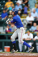 St. Lucie Mets second baseman Jeff McNeil (1) during a game against the Bradenton Marauders on April 11, 2015 at McKechnie Field in Bradenton, Florida.  St. Lucie defeated Bradenton 3-2.  (Mike Janes/Four Seam Images)