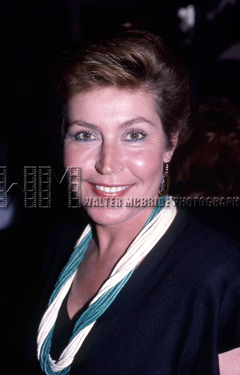 Helen Reddy attends a Private Party Hosted by Dale Olsen on August 25, 1988 at the Home of Dale Olsen in Los Angeles, California.