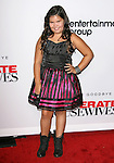 Madison de la Garza at The Desperate Housewives' Final Season Kick-Off Party held at Wisteria Lane in Universal Studios in Universal City, California on September 21,2010                                                                               © 2011 Hollywood Press Agency