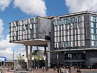 DoubleTree by Hilton Hotel Amsterdam Centraal Station, Oosterdoksstraat 4, Amsterdam, Provinz Nordholland, Niederlande<br /> DoubleTree by Hilton Hotel Amsterdam Centraal Station, Oosterdoksstraat 4, Amsterdam, Province North Holland, Netherlands
