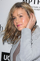 HOLLYWOOD, LOS ANGELES, CA, USA - APRIL 05: Brie Larson at the 3rd Annual Reel Stories, Real Lives Benefiting The Motion Picture & Television Fund held at Milk Studios on April 5, 2014 in Hollywood, Los Angeles, California, United States. (Photo by Celebrity Monitor)