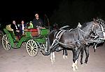 L'ARRIVO DEI FRATELLI GENEROSO E ROBERTO DI MEO<br /> FESTA DI PRESENTAZIONE DEL CALENDARIO DI MEO -  <br /> PALAZZO KADIRI  MARRAKECH 2010