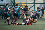 Irish Vikings vs Mourant Osantes Samurai International during the Bowl Final as part of the GFI HKFC Rugby Tens 2017 on 06 April 2017 in Hong Kong Football Club, Hong Kong, China. Photo by Juan Manuel Serrano / Power Sport Images