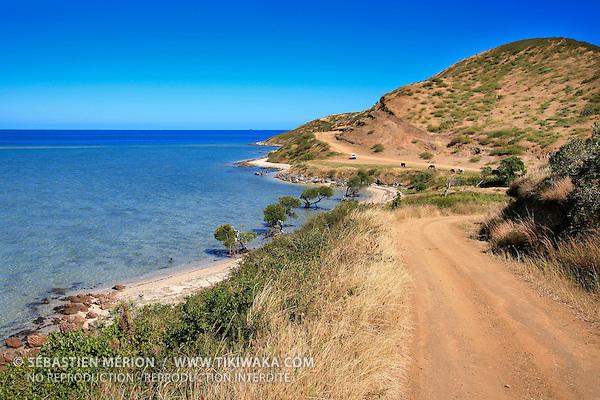 Presqu'île de Ouano, La Foa, côte ouest Nouvelle-Calédonie