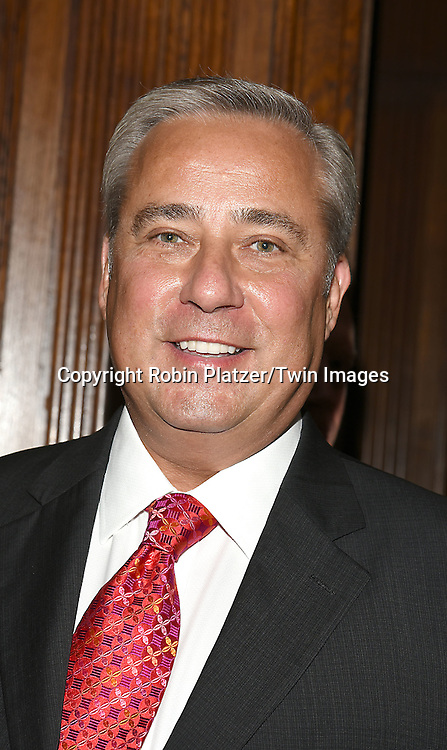honoree Perry Sook attends the Library of American Broadcasting  Annual Giants of Broadcasting Luncheon on October 6, 2016 at Gotham Hall in New York City. <br /> <br /> photo by Robin Platzer/Twin Images<br />  <br /> phone number 212-935-0770