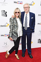Twiggy and Leigh Lawson<br /> at the South Bank Sky Arts Awards 2017, Savoy Hotel, London. <br /> <br /> <br /> ©Ash Knotek  D3288  09/07/2017