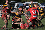 NELSON, NEW ZEALAND -JULY 23: Div 2 Rugby Final Stoke v Collingwood,Saturday 23 July 2021,Nelson New Zealand. (Photo by Evan Barnes Shuttersport Limited)