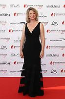 Monte-Carlo, Monaco, 16/06/2017 - 57th Monte-Carlo Television Festival Opening Ceremony Red Carpet. Cécile Bois. # 57EME FESTIVAL DE LA TELEVISION DE MONTE-CARLO - RED CARPET OUVERTURE