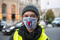 2020/10/21 Politik | Berlin | VVN/BdA-Protest