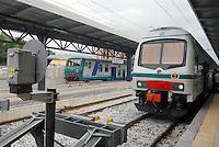- Milan suburban railways, Rogoredo station....- Passante Ferroviario di Milano, stazione di Rogoredo