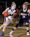 2014 SD State A Girls Basketball Sioux Valley vs St. Thomas More