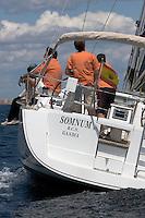 Somnium .I REGATA CAP I CUA, Oliva-Canet d'en Berenguer. 6-7- Junio 2009