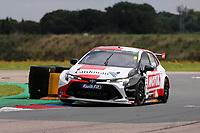 Round 6 of the 2021 British Touring Car Championship. #6 Rory Butcher. Toyota Gazoo Racing UK. Toyota Corolla GR Sport.