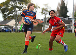 Fast Rip Rugby, Beachlands U13 v Papatoetoe, Auckland, Saturday 22 May 2021. Photo: Simon Watts/www.bwmedia.co.nz