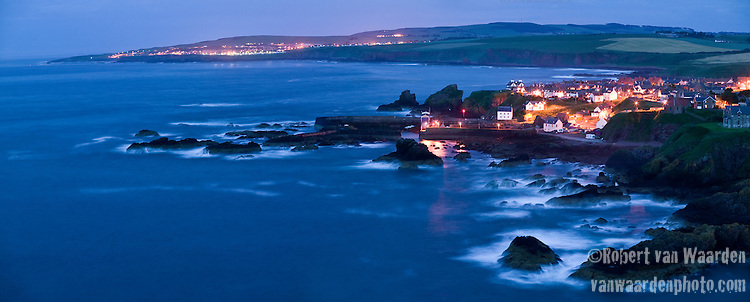 Town of St Abbs and Eyemouth, Scotland