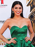 PASADENA, CA, USA - OCTOBER 10: Melissa Barrera, Crash arrives at the 2014 NCLR ALMA Awards held at the Pasadena Civic Auditorium on October 10, 2014 in Pasadena, California, United States. (Photo by Celebrity Monitor)