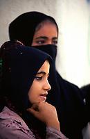 Yemen, wadi moor,young muslim girls profile