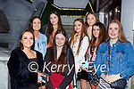 Aoife O'Connor, Firies celebrated her 15th birthday with her friends with dinner in the Plaza Hotel Killarney on Saturday night front row l-r: Leanne Coffey, Aoife O'Connor, Ava Ladden, back row: Emma O'Brien, Jessika O'Coffey, Keelin Bartlett, Leah Fleming and Aisling O'Sullivan