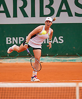 01-06-13, Tennis, France, Paris, Roland Garros, Marina Erakovic