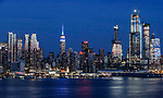 Cooler Springtime Temps affecting New York City