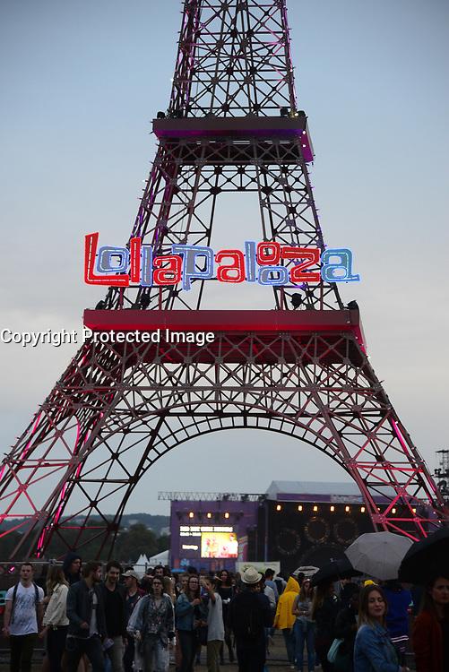 FESTIVAL LOLLAPALOOZA PARIS 2017 # 1ER FESTIVAL LOLLAPALOOZA PARIS 2017