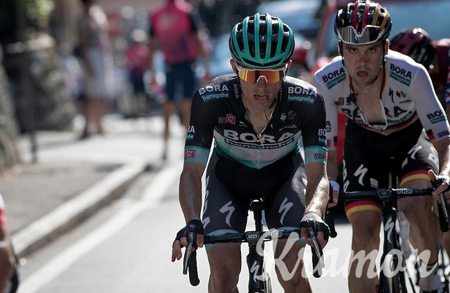 Rafal Majka (POL/Bora-Hansgrohe)<br /> <br /> 114th Il Lombardia 2020 (1.UWT)<br /> 1 day race from Bergamo to Como (ITA/231km) <br /> <br /> ©kramon