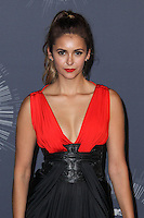 INGLEWOOD, CA, USA - AUGUST 24: Actress Nina Dobrev poses in the press room at the 2014 MTV Video Music Awards held at The Forum on August 24, 2014 in the Inglewood, California, United States. (Photo by Xavier Collin/Celebrity Monitor)