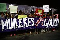 04.04.2018 - Protesto durante julgamento de Lula na Av Paulista em SP
