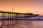 Sunrise at Pismo Beach Pier