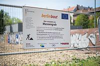 2020/05/21 Berlin | Die Partei | Massengrab