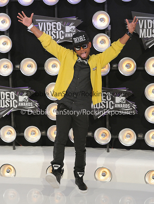 Miguel  at The 2011 MTV Video Music Awards held at Nokia Theatre L.A. Live in Los Angeles, California on August 28,2011                                                                   Copyright 2011  DVS / Hollywood Press Agency