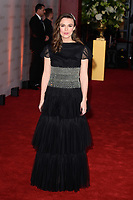 """Keira Knightley<br /> arriving for the premiere of """"The Aftermath"""" at the Picturehouse Central, London<br /> <br /> ©Ash Knotek  D3479  18/02/2019"""
