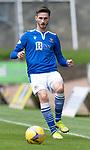 St Johnstone v St Mirren……29.08.20   McDiarmid Park  SPFL<br />Scott Tanser<br />Picture by Graeme Hart.<br />Copyright Perthshire Picture Agency<br />Tel: 01738 623350  Mobile: 07990 594431