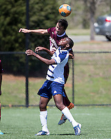 The College of Charleston Cougars played the  Georgia Southern Eagles in The Manchester Cup on April 5, 2014.  The Cougars won 2-0.  Tam McGowan (2), Hugo Coicaud (17)