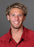 STANFORD, CA - AUGUST 31:  Austin Trinkle of the Stanford Cardinal during water polo picture day on August 31, 2009 in Stanford, California.