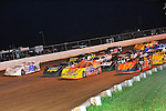 Oct 16, 2010; 10:18:57 PM;Mineral Wells,WV ., USA; The 30th Annual Dirt Track World Championship dirt late models 50,000-to-win event at the West Virginia Motor Speedway.  Mandatory Credit: (thesportswire.net)
