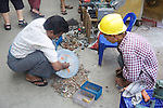 Buying Machine Parts For Saw, Gyee Zai Market
