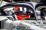 Scuderia AlphaTauri Honda, Daniil Kvyat, takes part in the tests for the new Formula One Grand Prix season at the Circuit de Catalunya in Montmelo, Barcelona. February 19, 2020 (ALTERPHOTOS/Javier Martínez de la Puente)